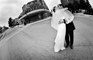 Sara & Anthony: Wedding at The Palace Theater Albany, NY