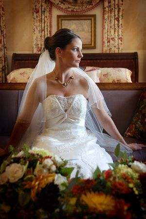 "Katie: ""Portrait of a Bride"""