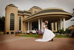 Christina & Rob: Mohawk River Country Club