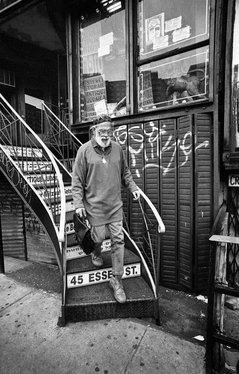 Lower East Side, New York 05/04/94