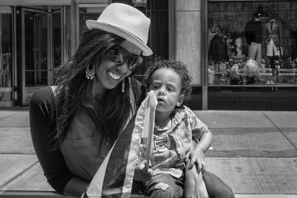 Israel Parade, New York City 06/02/13