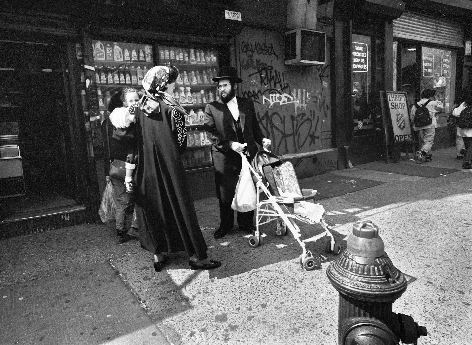 Lower East Side, New York 04/19/94