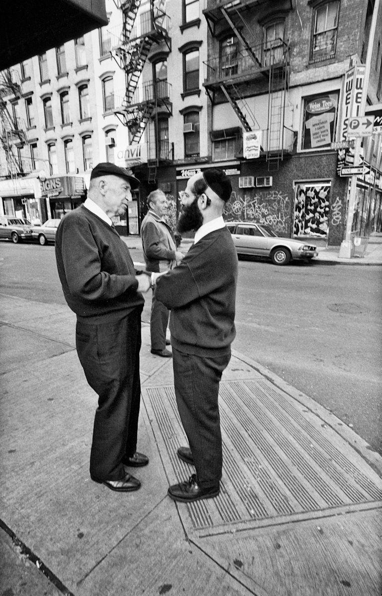 Lower East Side, New York 09/30/93
