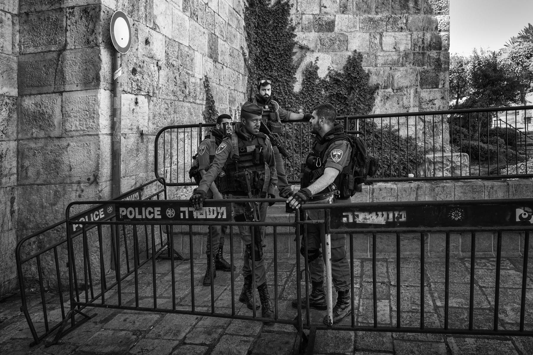 Jerusalem, Israel 05/13/17