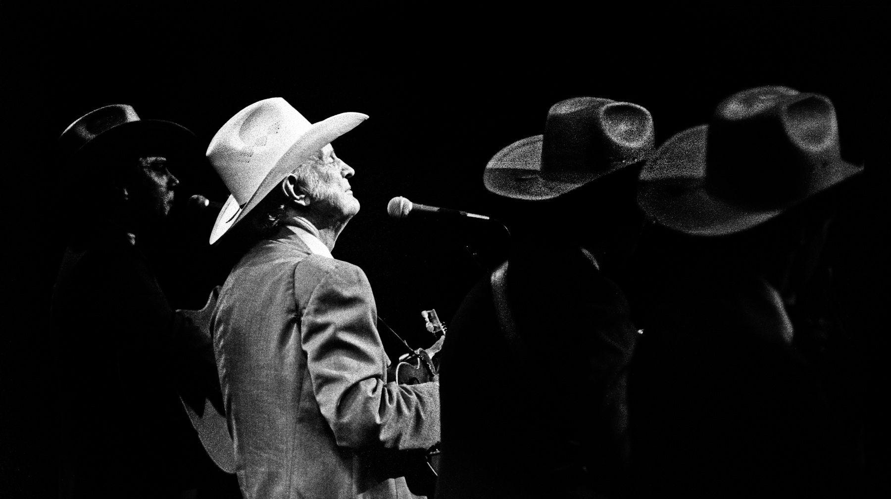 Bill Monroe 07/25/93