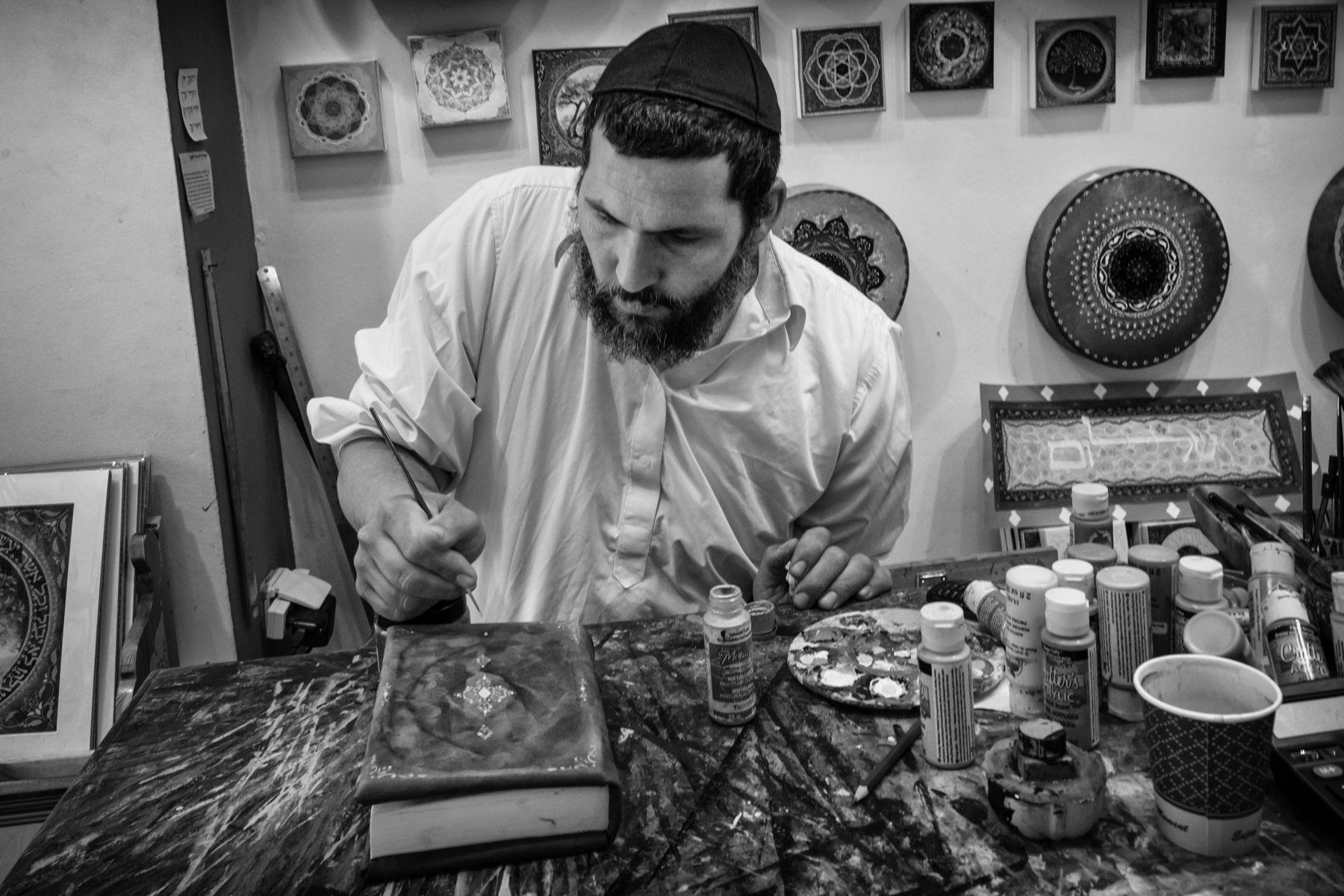 Tzfat, Israel  04/27/15