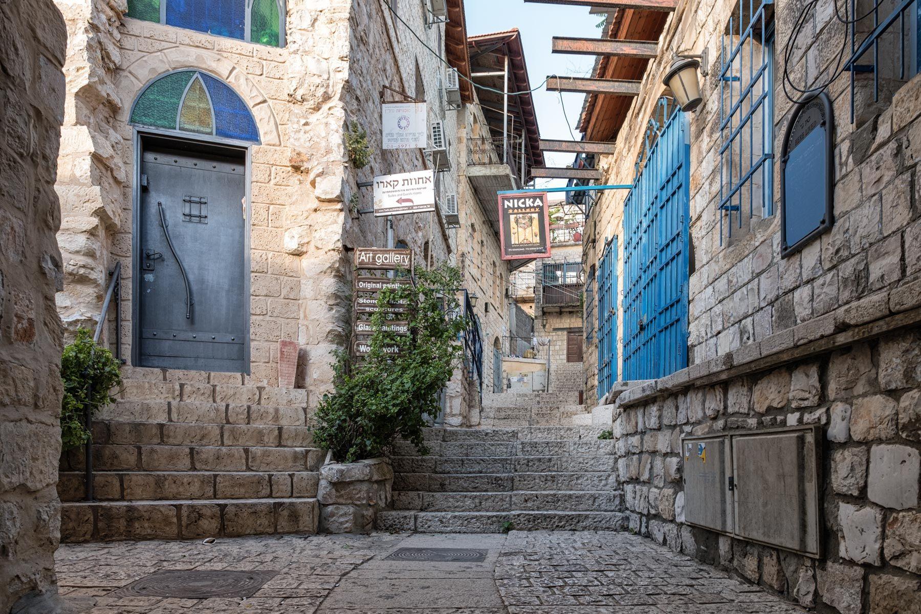 Tsfat, Israel 05/06/17