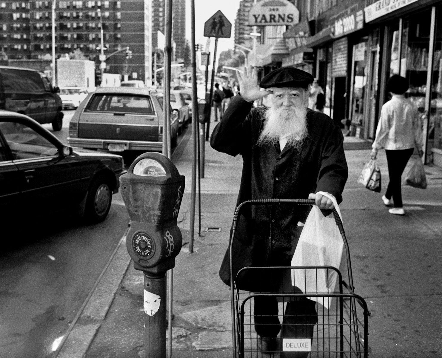 Lower East Side, New York 10/02/94