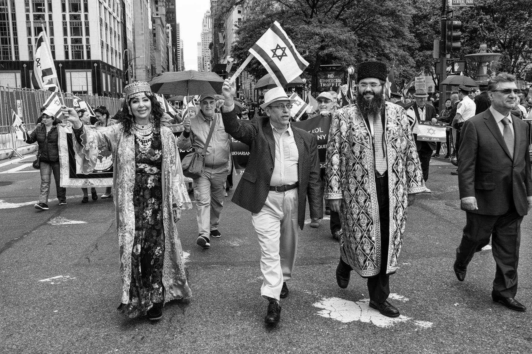 Israel Parade, New York City 06/04/17