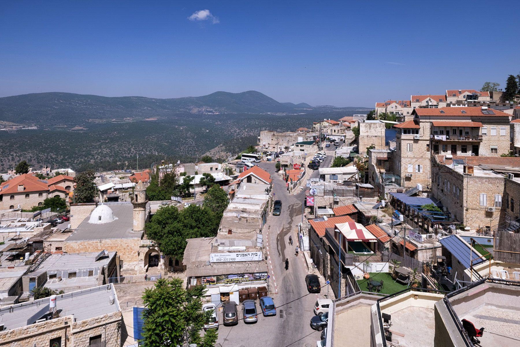 Tzfat, Israel 05/07/17