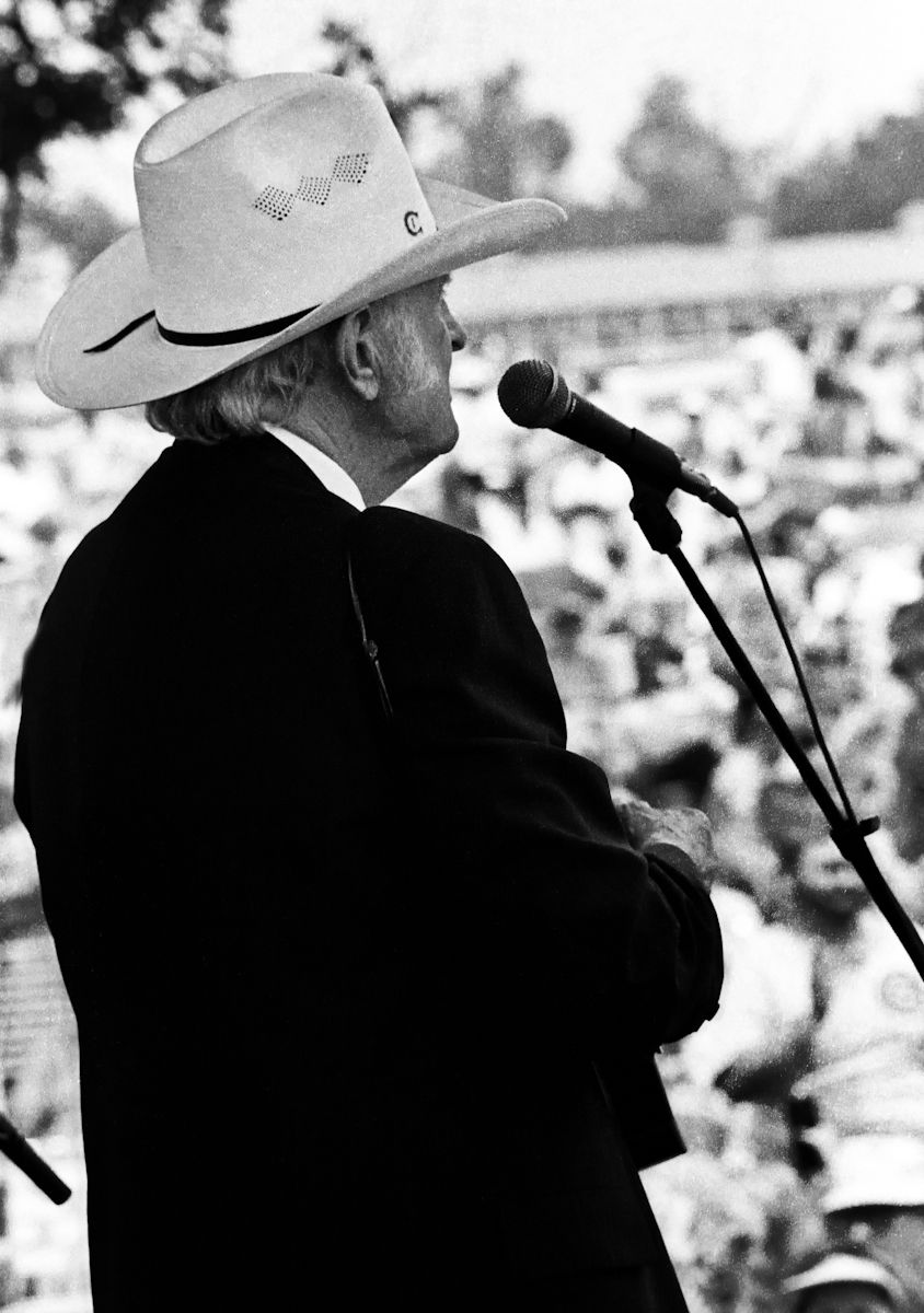 Bill Monroe 07/24/93