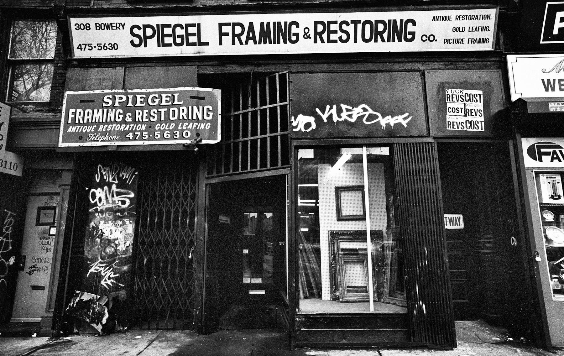 Lower East Side, NY 01/25/94