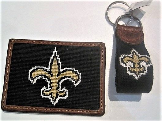 Saints Needlepoint