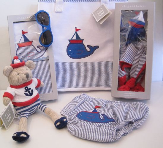 Nautical Baby Boy Gifts
