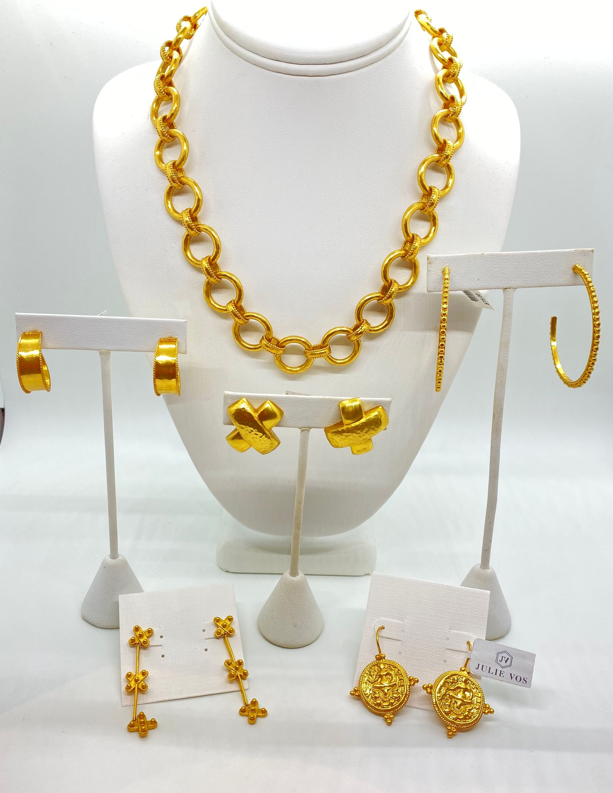Julie Vos Gold Collection