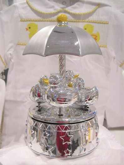 Something Duckie Carousel Music Box $70.JPG