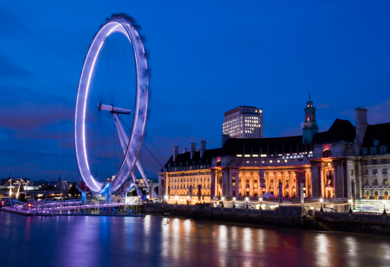 The London Eye, London, England