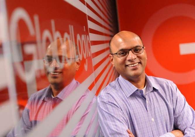 GlobalLogic CEO Shashank Samant