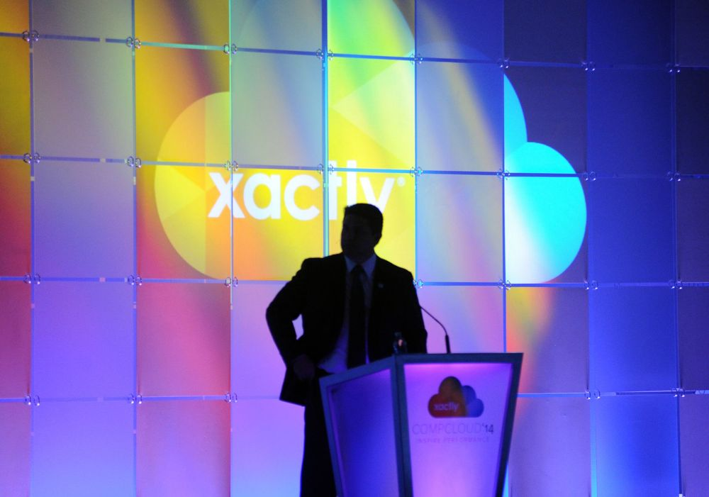 XACTLY: CEO speaks at an annual summit
