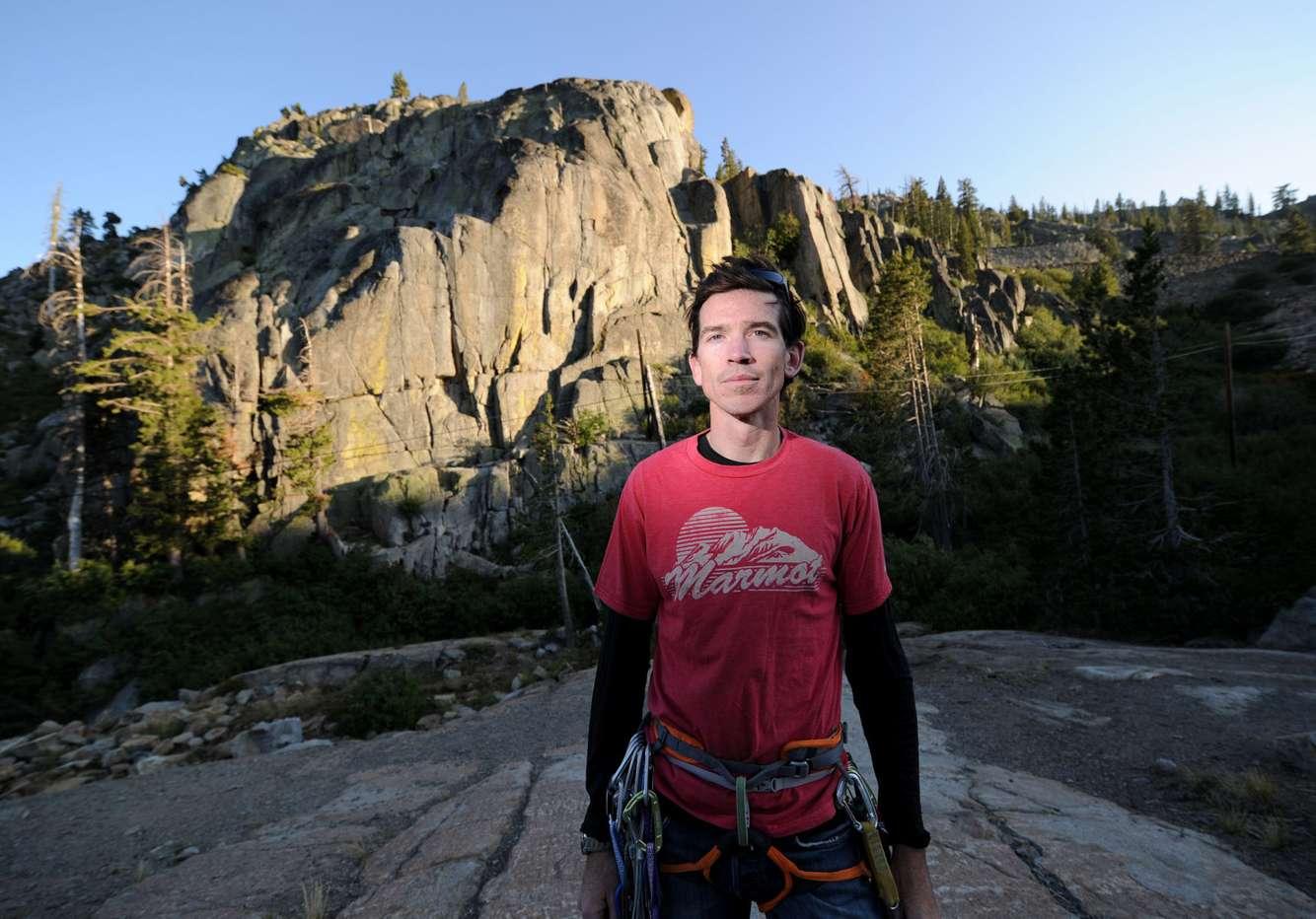 British mountaineer/guide Adrian Ballinger