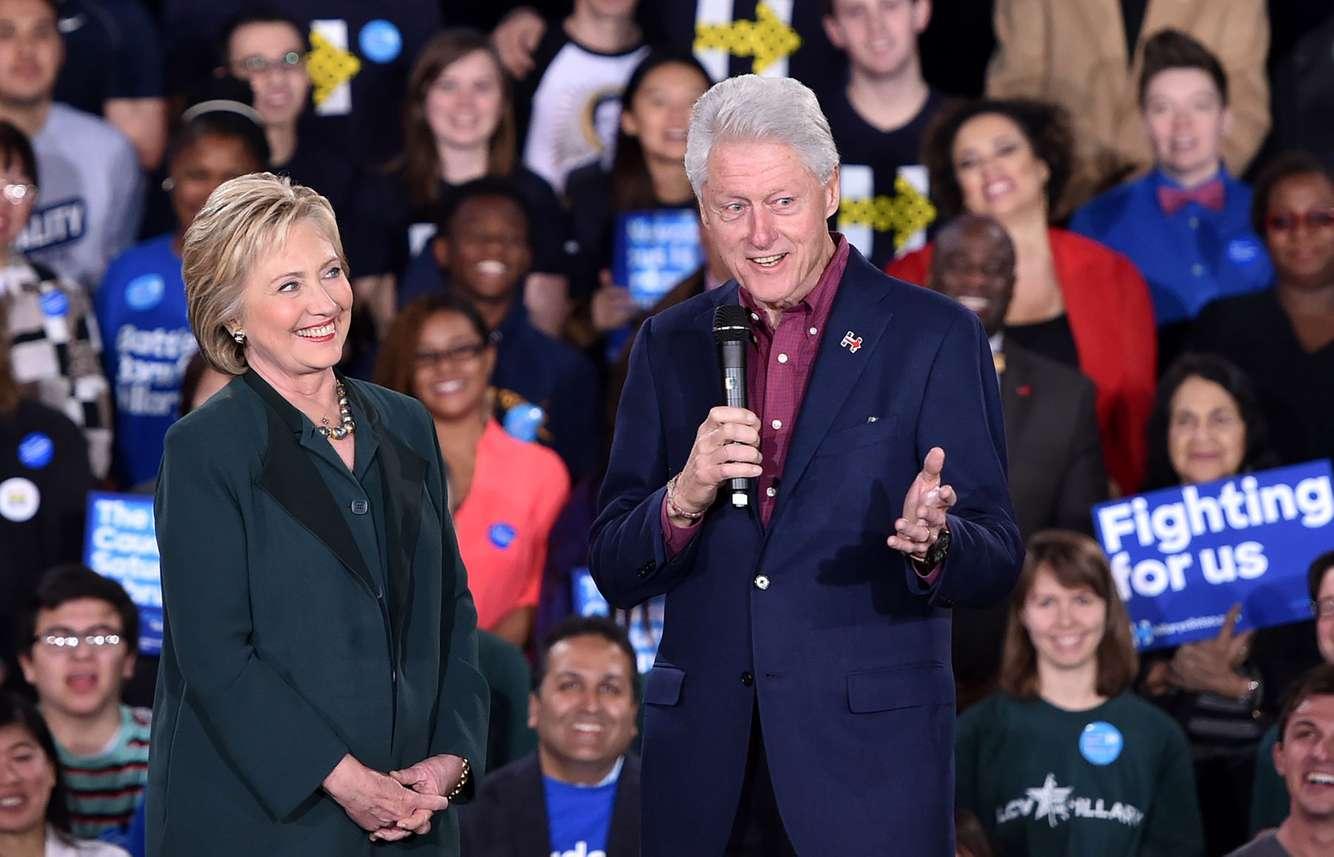 Nevada Caucus - Hillary Clinton