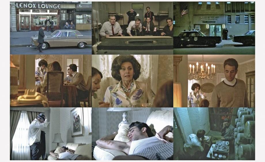 Screen Captures- various scenes