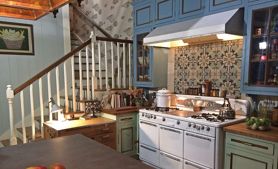 Int. Rayburn Inn- Private Kitchen & Dining Room
