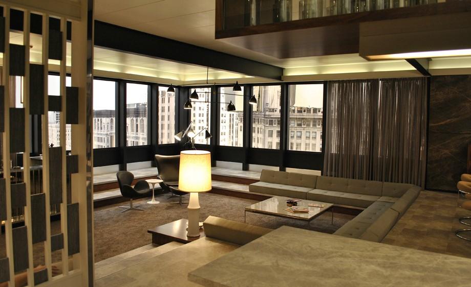 Int. Nick Dalton's Apartment