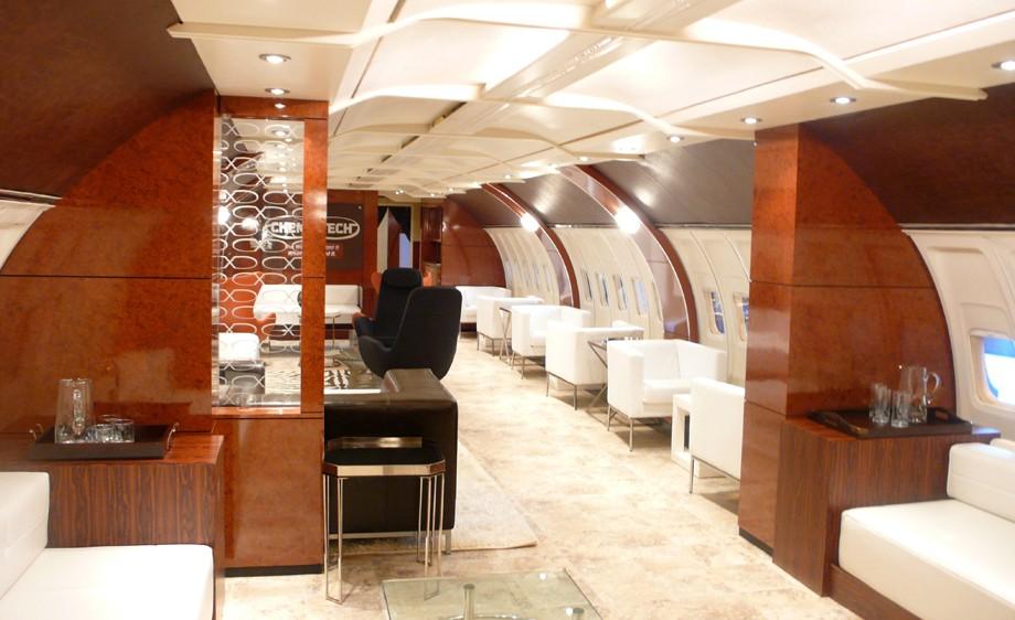 Int. Corporate Jumbo Jet