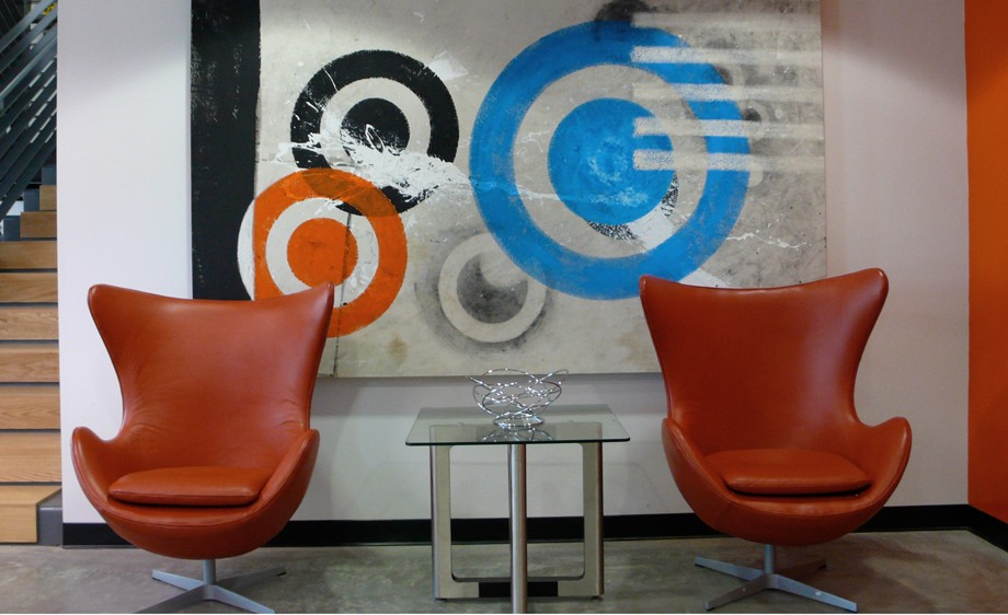 Int. Breakey Bail Bonds Corporate Offices- Reception Area