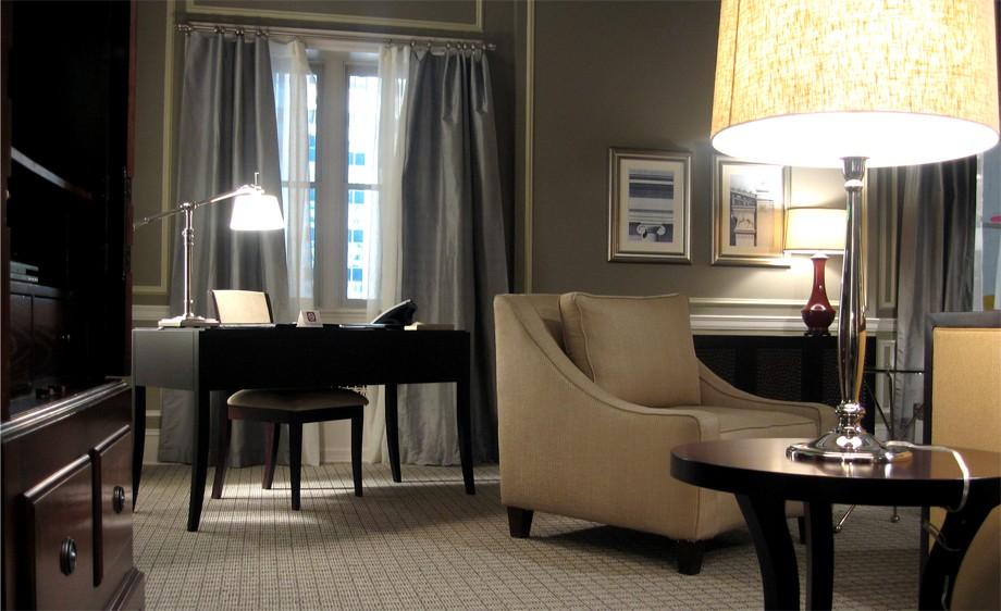 Int. Manhattan Hotel Suite