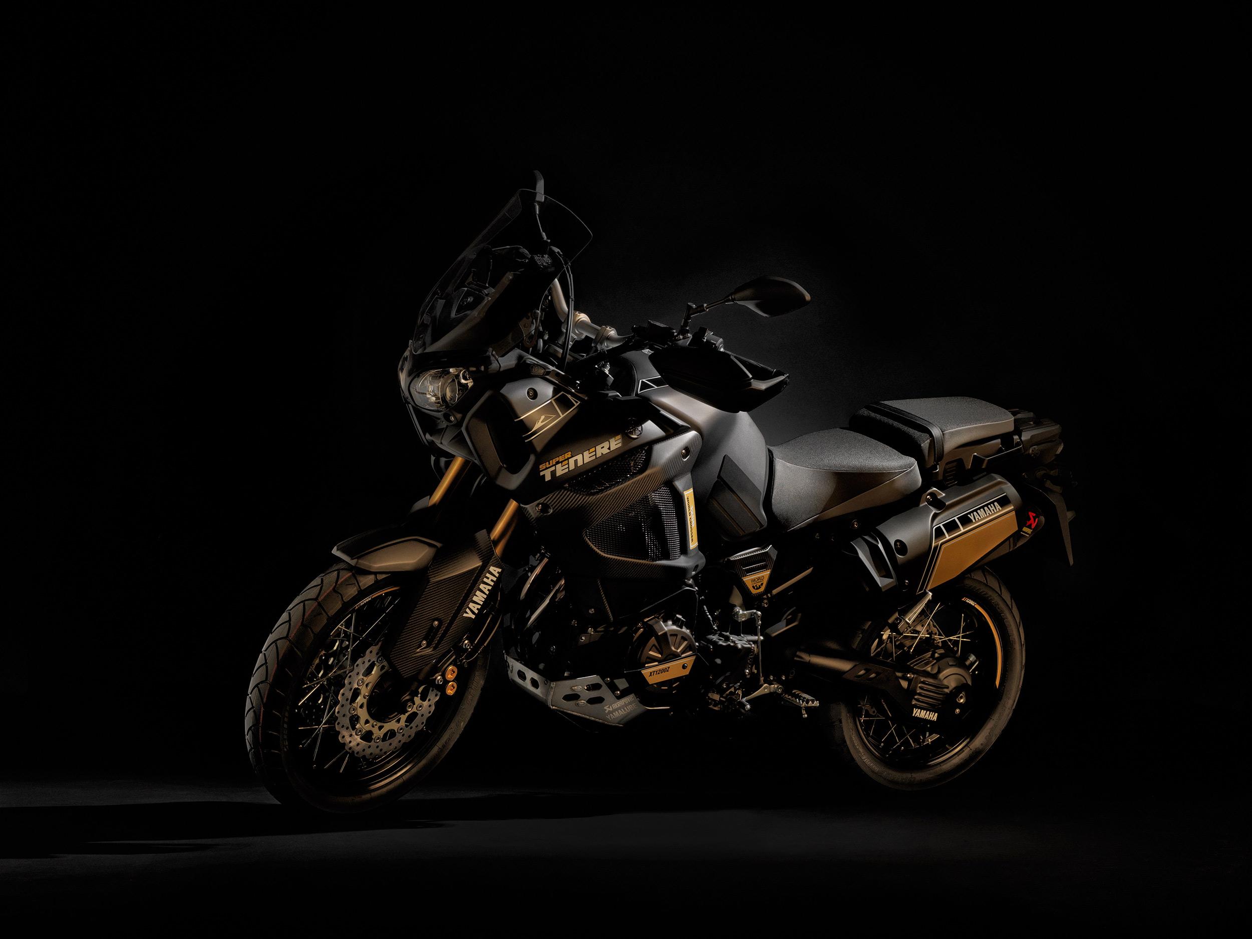 Fotografie voor Yamaha-Tenere-Black