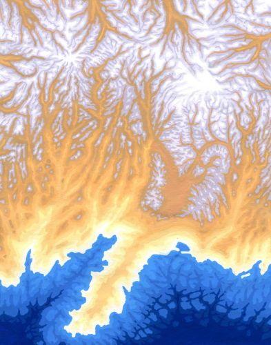Andorra Elevation