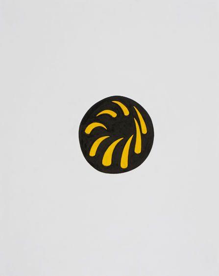 golden luna ring