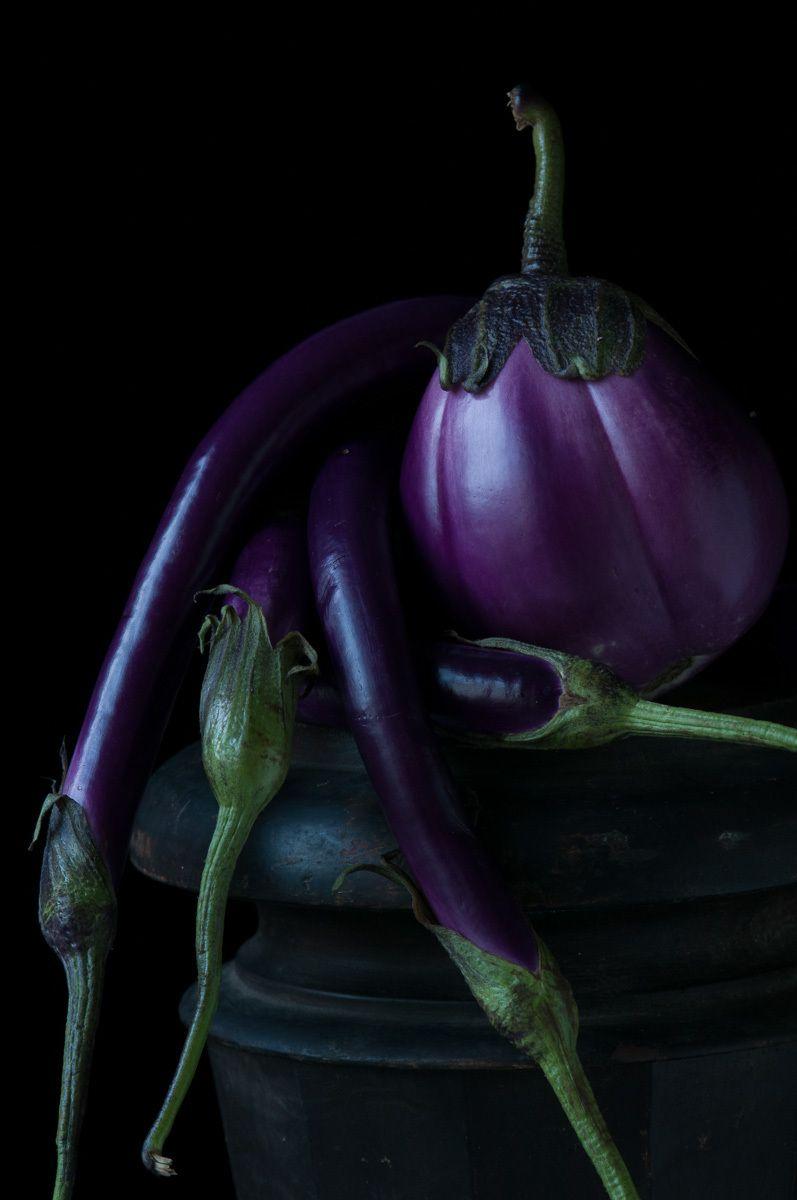 Asian & Italian Eggplants, 2014