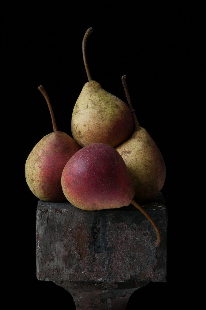 """Summer Crisp Pears"", 2013"