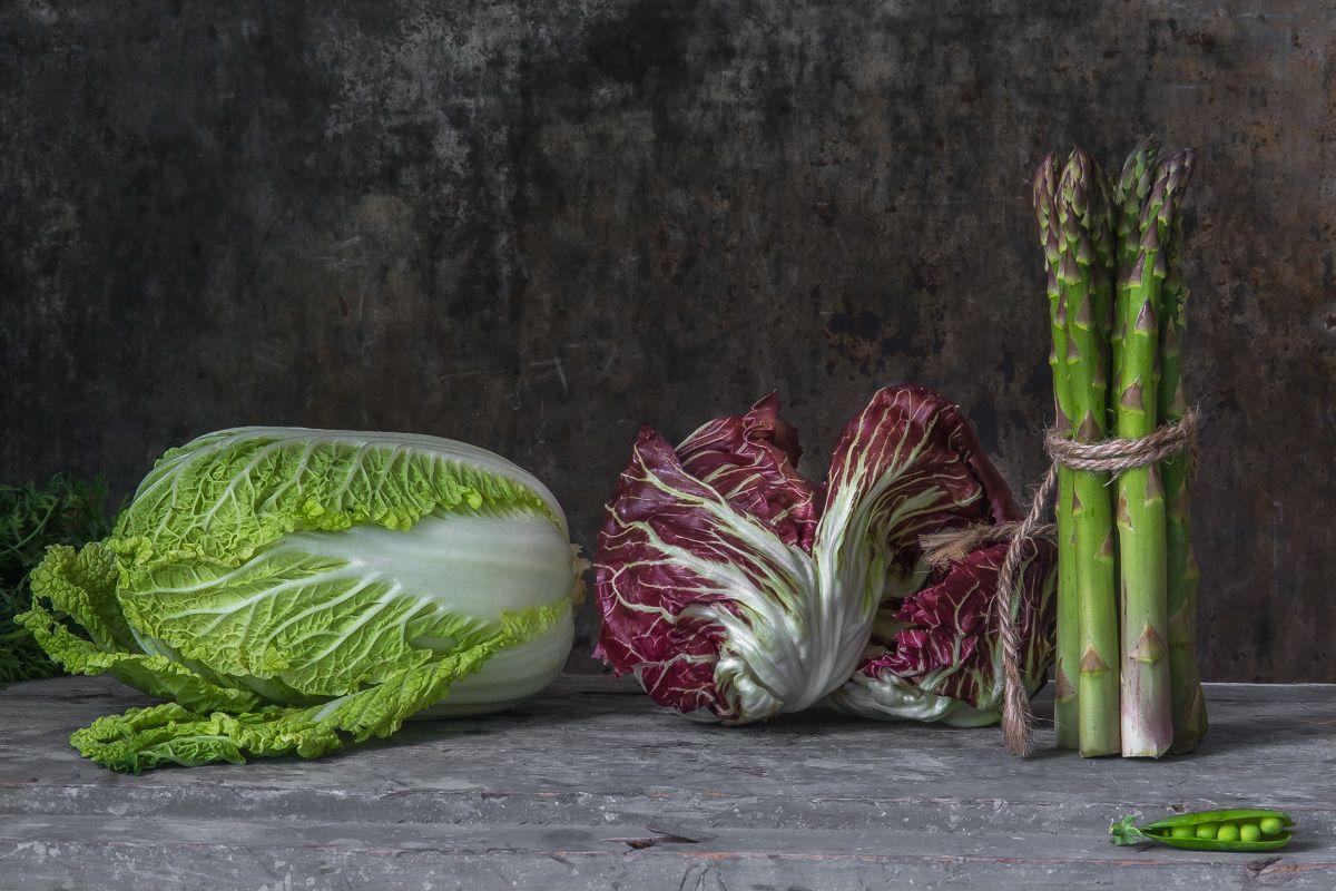 Lynn Karlin_Cabbage, Radicchio & Asparagus.jpg