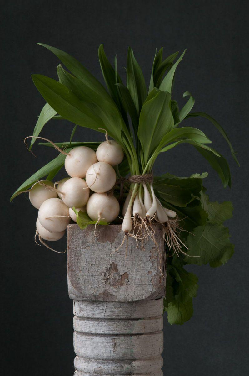 """""""Hakurei Turnips and Wild Ramps"""", 2014"""