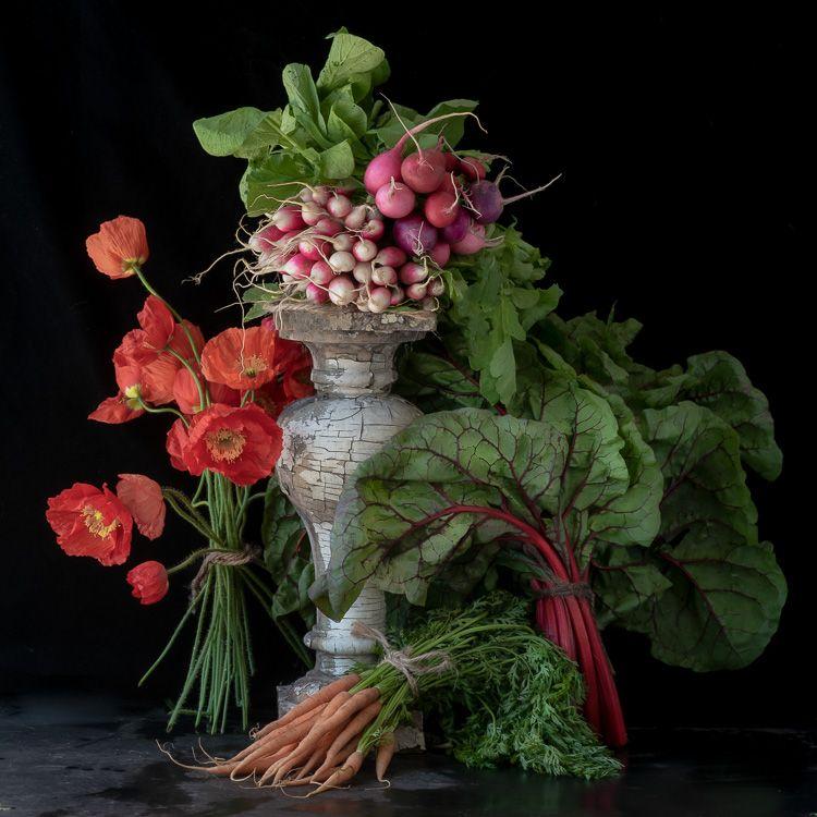 Lynn Karlin_Poppies with Summer Harvest.jpg