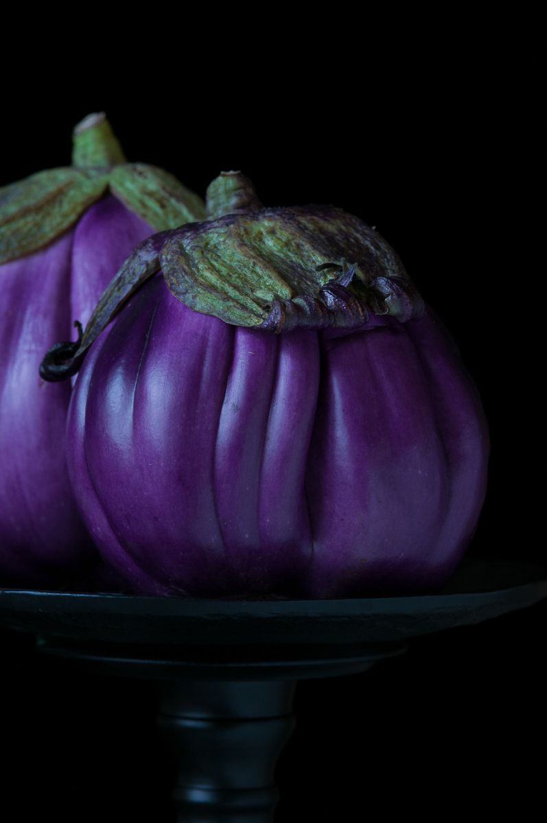 """""""Italian Eggplants"""","""