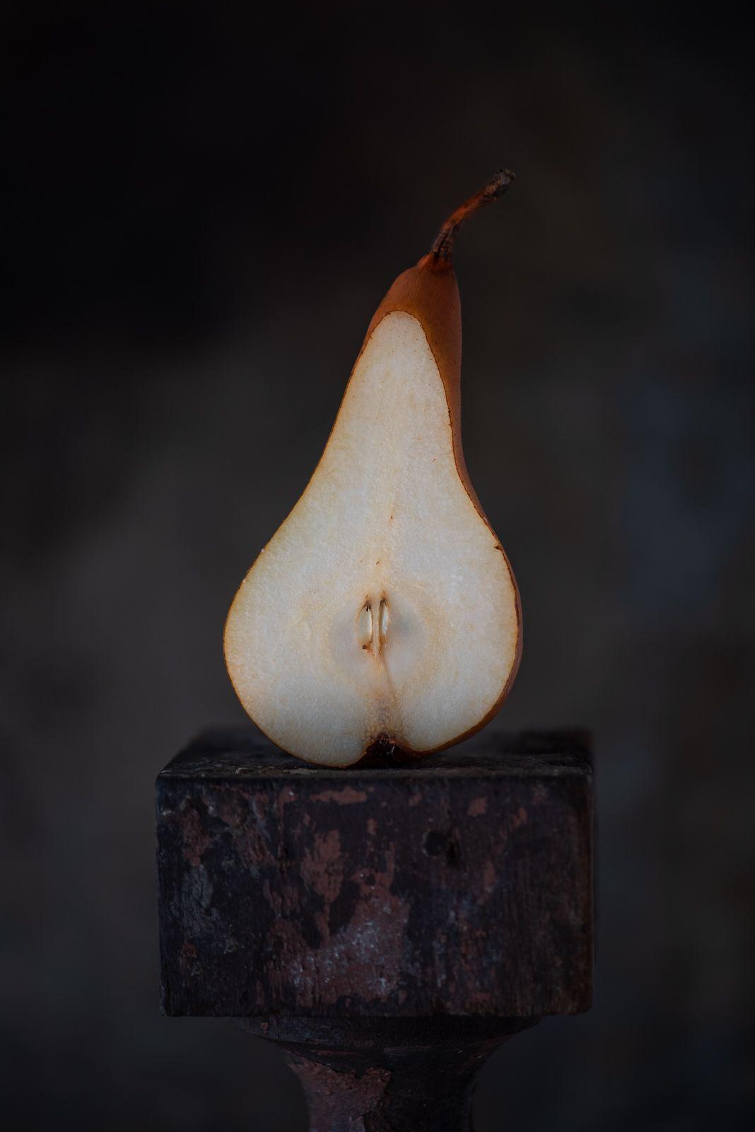 Lynn Karlin_Ripe Pear.jpg
