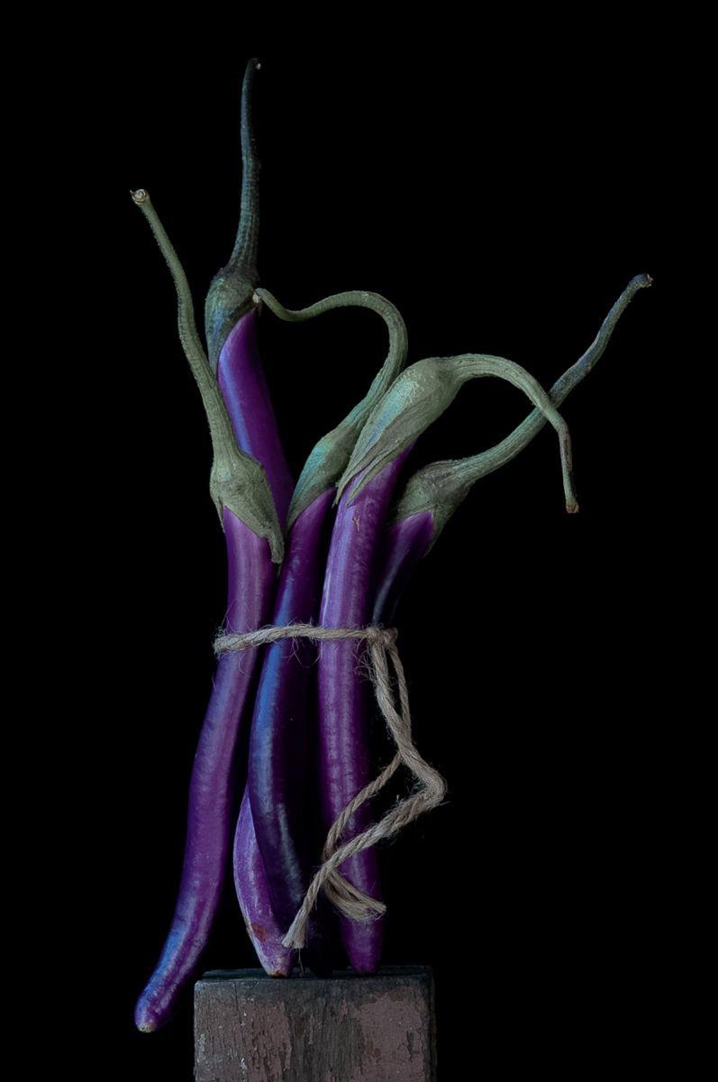 """Oriental Eggplant"", 2011"