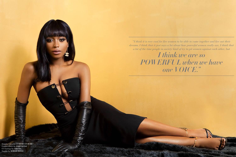 Normani Kordei in Modeliste Magazine June 2016