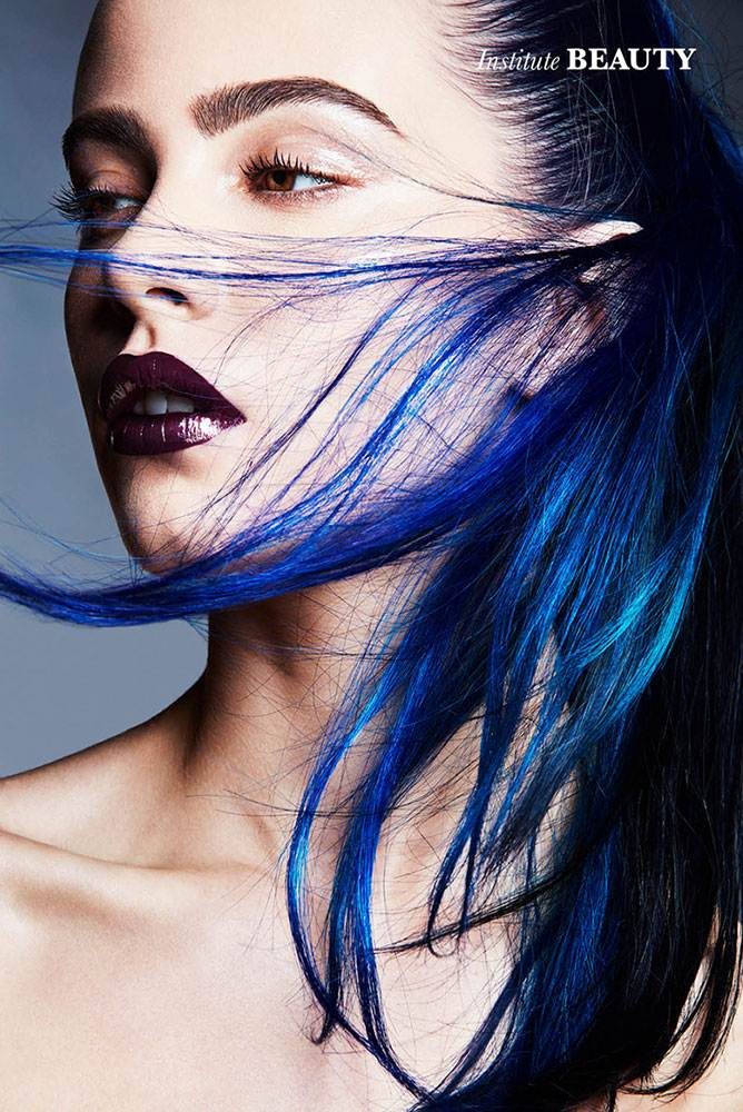 COLOR BLISS - BEAUTY EDITORIAL