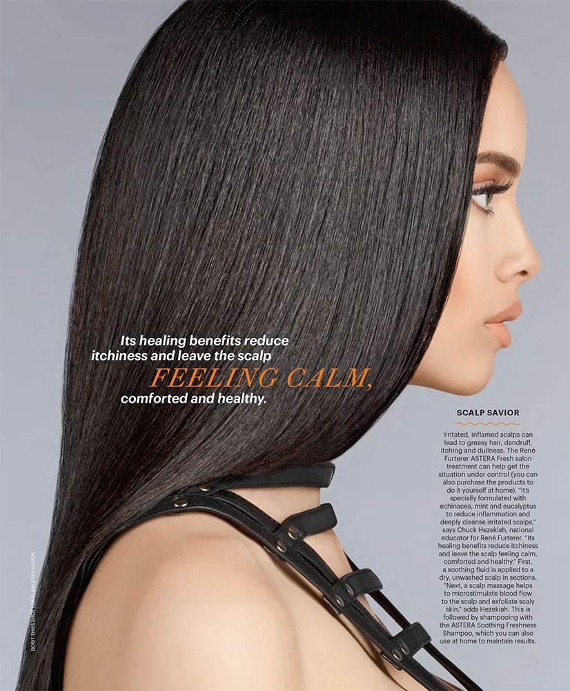 NEW BEAUTY Magazine publication April 2017