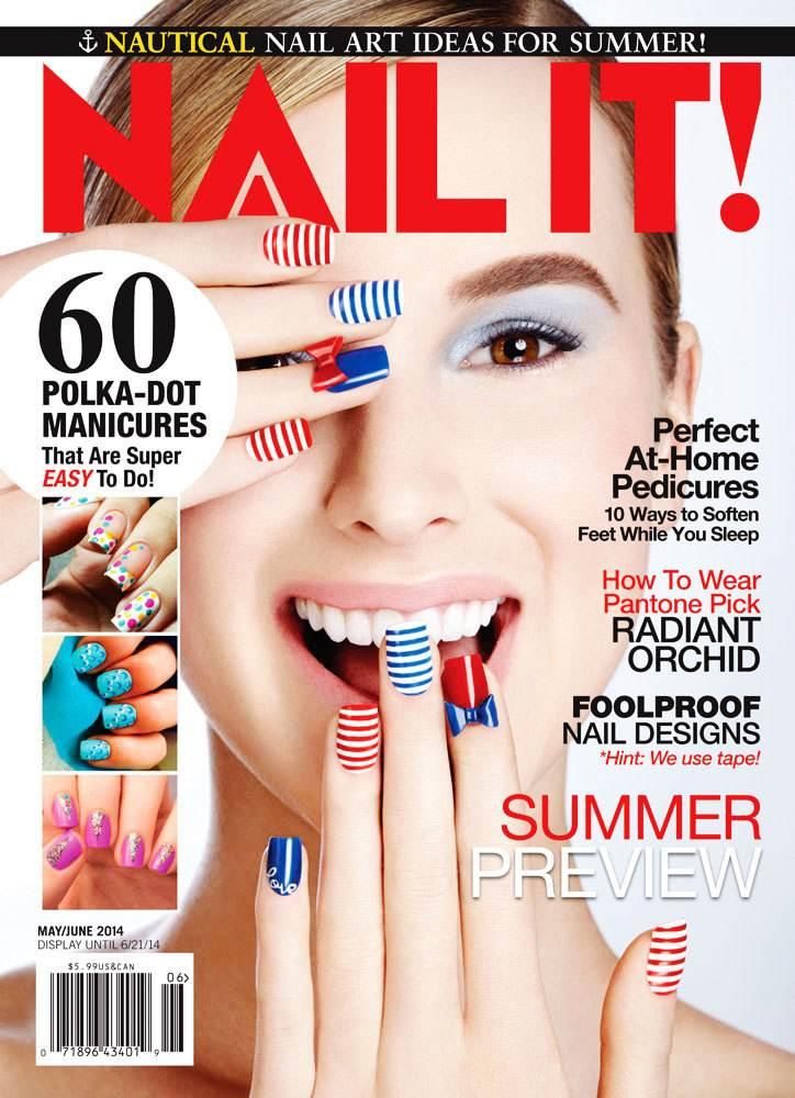 Nail it! cover May/June 2014