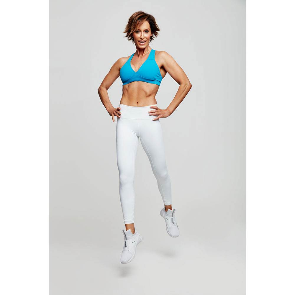 FITNESS AND CELEBRITY TRAINER ASHLEY BORDEN