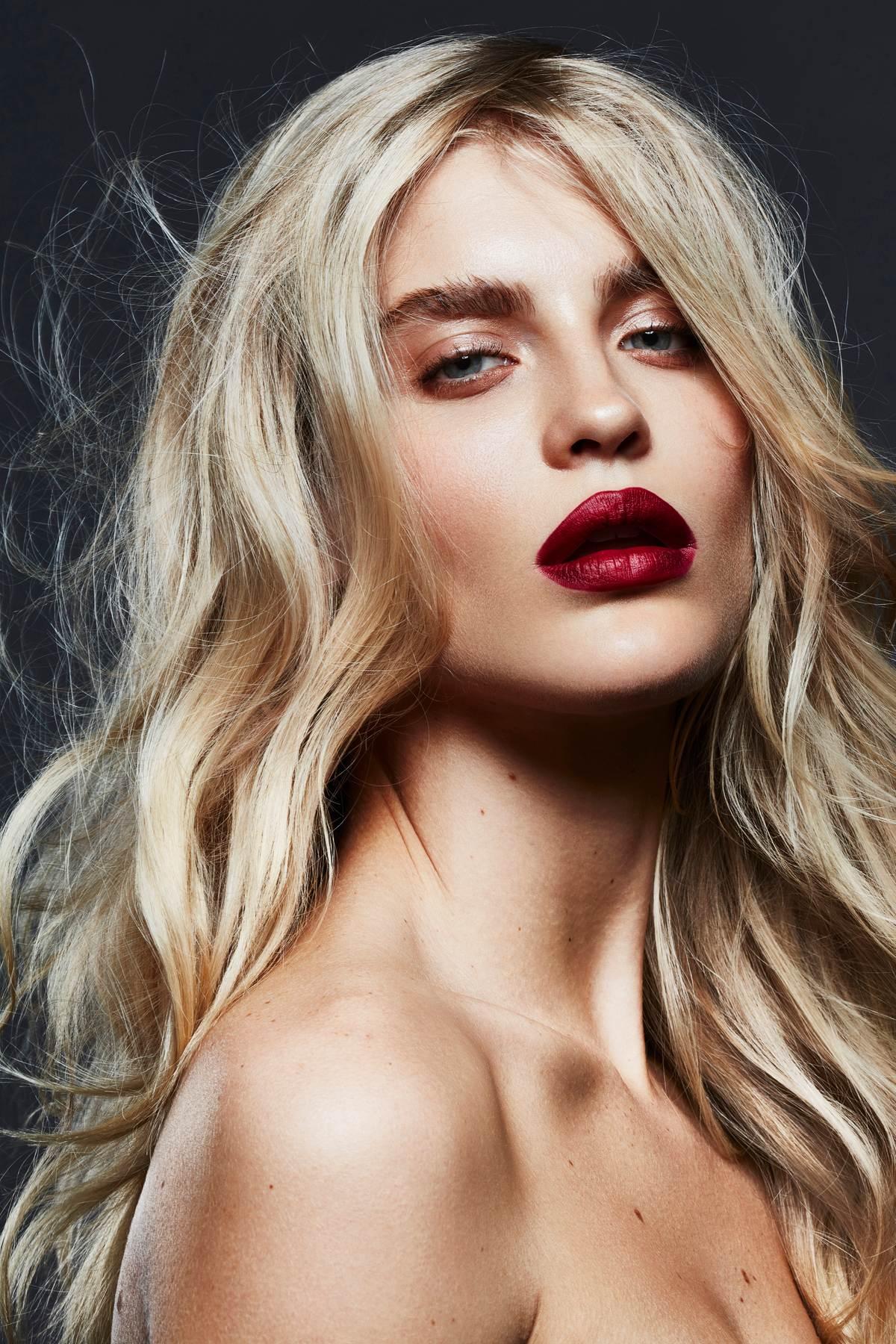 HAIR BEAUTY - L'OFFICIEL BALTIC OUTTAKE