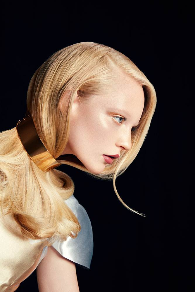 EDITORIAL HAIR BEAUTY