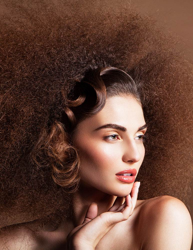 HAIR BEAUTY with STELLA TRAPSH